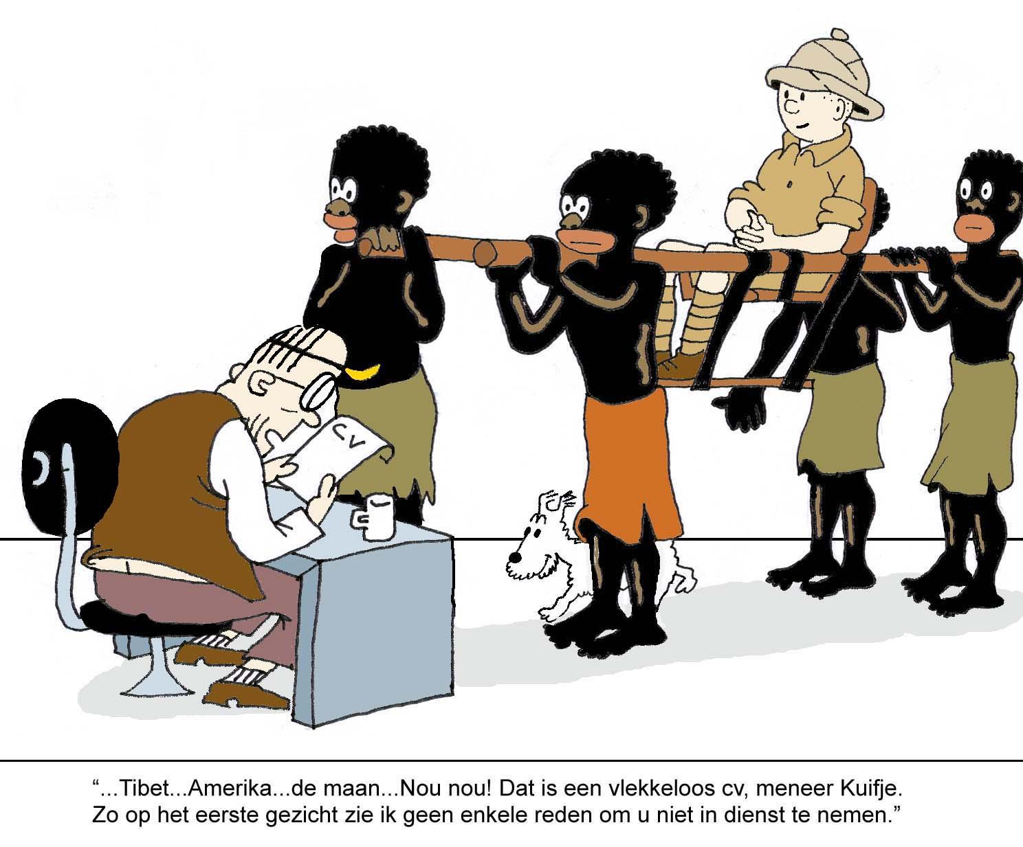 Valt discriminatie af te leren?