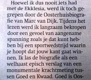 Bert Keizer over De paus van Amsterdam