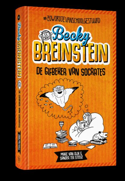Zet je schrap: Becky Breinstein komt eraan